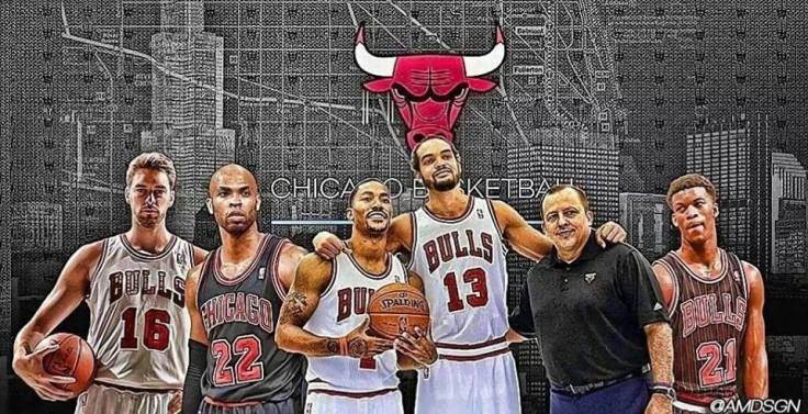 My favorite Bulls